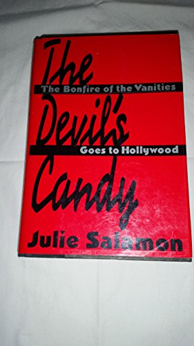 9780395569962: Devil's Candy: The Bonfire of the Vanities Goes to Hollywood