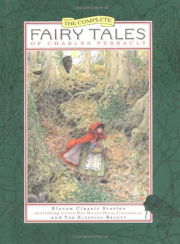 9780395570029: The Complete Fairy Tales of Charles Perrault