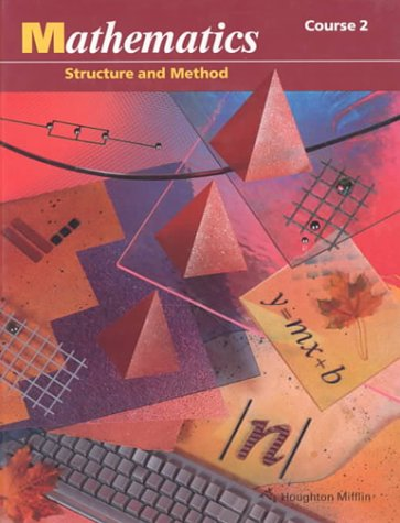 9780395570135: Mathematics: Structure and Method (McDougal Littell Structure & Method)