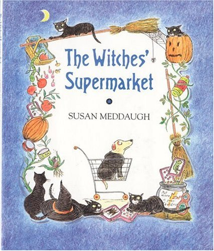 9780395570340: The Witches' Supermarket
