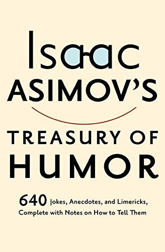 9780395572269: Isaac Asimov's Treasury of Humor
