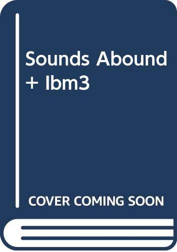 9780395572337: Sounds Abound and IBM Disk, Second Edition
