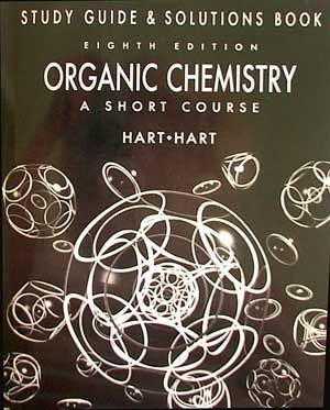 9780395572375: Study Guide and Solutions Book Organic Chemistry: A Short Course
