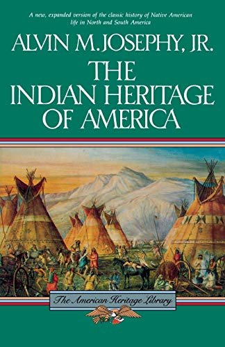 9780395573204: Indian Heritage of America (American Heritage Library)