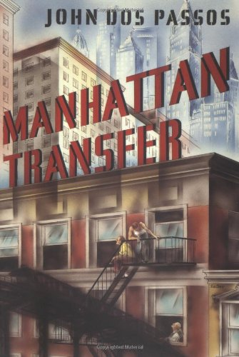 9780395574232: Manhattan Transfer