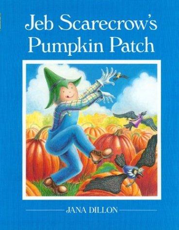 9780395575789: Jeb Scarecrow's Pumpkin Patch