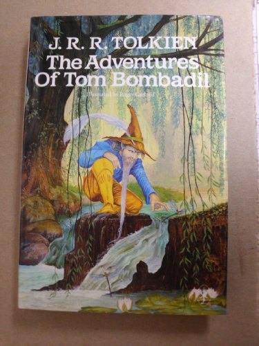 9780395576472: The Adventures of Tom Bombadil and Other Verses from the Red Book