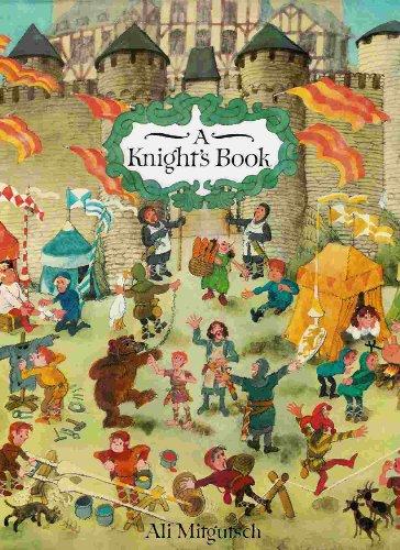 9780395581032: A KNIGHT'S BOOK
