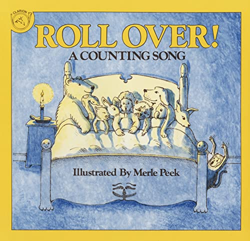 9780395581056: Roll Over! a Counting Song