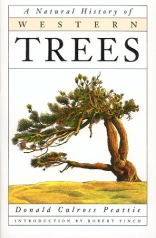 9780395581759: A Natural History of Western Trees