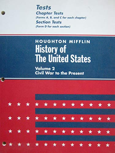 Houghton Mifflin) History of the United States