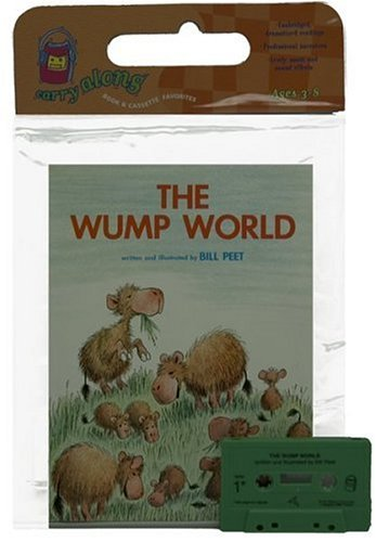 9780395584125: The Wump World Book & Cassette