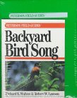 Peterson Field Guide(R) to Backyard Bird Song (Peterson Field Guide Series) (0395584167) by Walton, Richard K.; Lawson, Robert W.; Peterson, Roger Tory