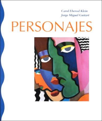 Personajes: Jorge M. Guitart;