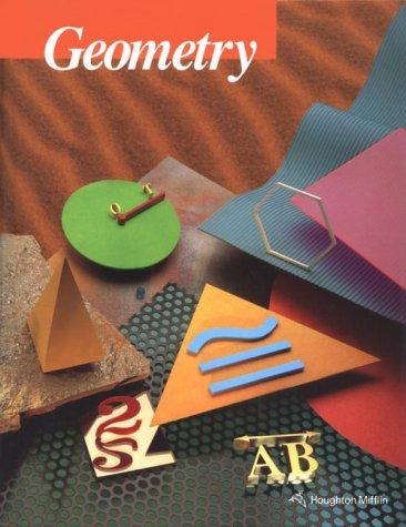 9780395585399: Geometry