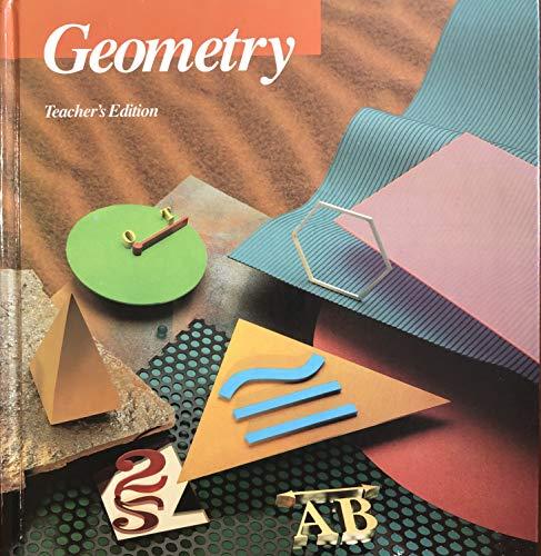 9780395585405: Geometry, Teacher's Edition