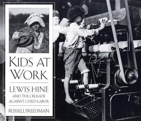 9780395587034: Kids at Work