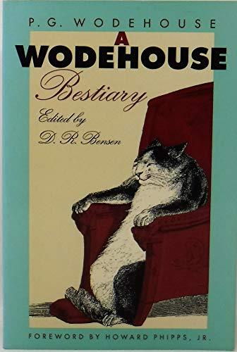 9780395587744: A Wodehouse Bestiary