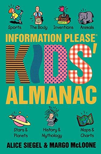 9780395588017: The Information Please Kids' Almanac