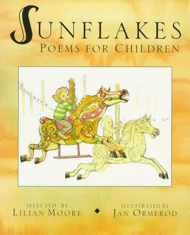 9780395588338: Sunflakes: Poems for Children