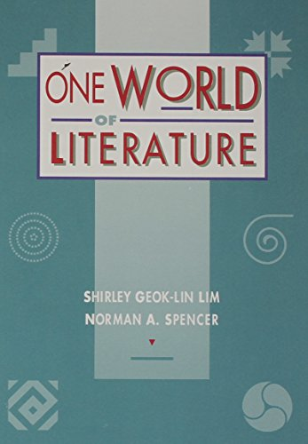 9780395588802: One World of Literature