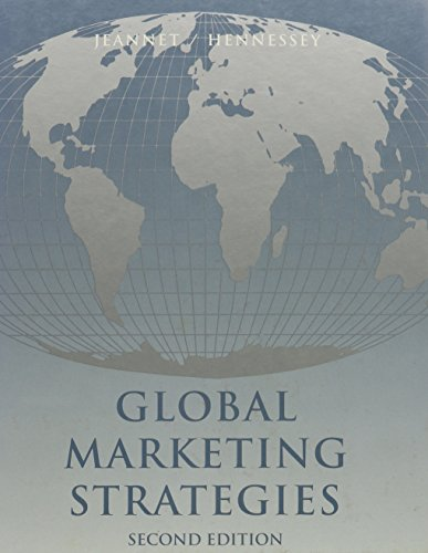 9780395589038: Global Marketing Strategies