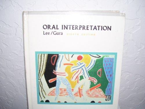 9780395593295: Oral Interpretation