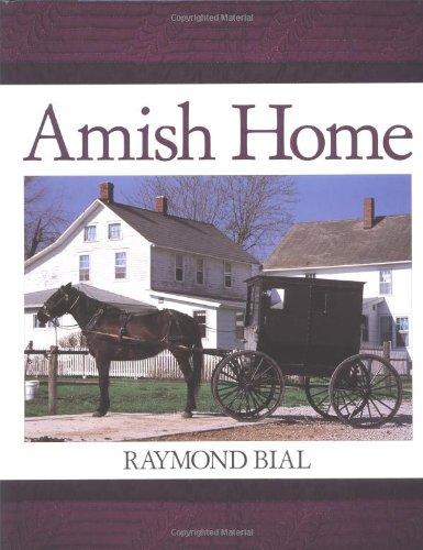 9780395595046: Amish Home