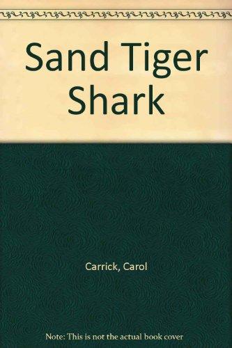 9780395597019: SANDTIGER SHARK PA
