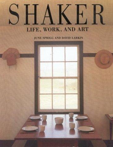 9780395599273: Shaker: Life, Work, and Art