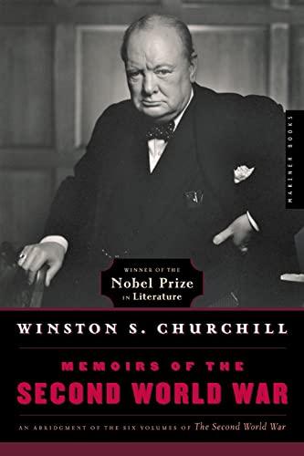 Memoirs of the Second World War: Churchill, Winston