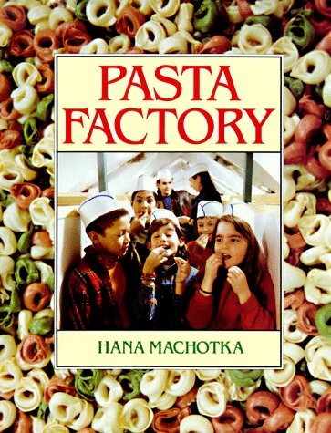 9780395601976: Pasta Factory