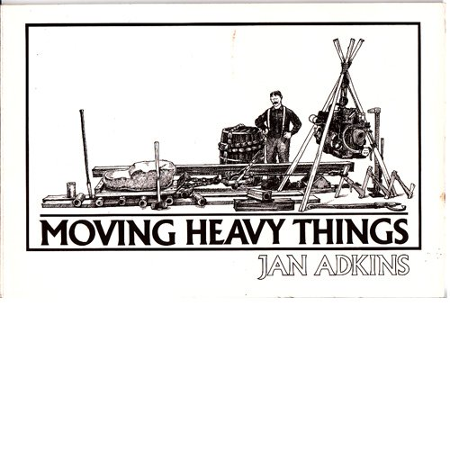 9780395602843: Moving Heavy Things
