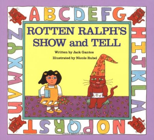 9780395602850: Rotten Ralph's Show and Tell