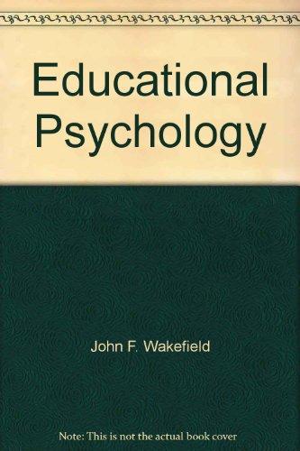 9780395604670: Educational Psychology
