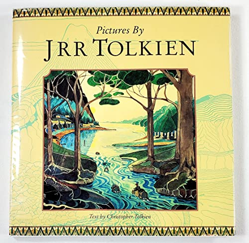 9780395606483: Pictures by J.R.R. Tolkien