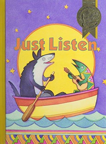 9780395610862: Just Listen