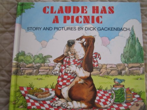 9780395611616: Claude has a Picnic