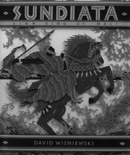 9780395613023: Sundiata: Lion King of Mali