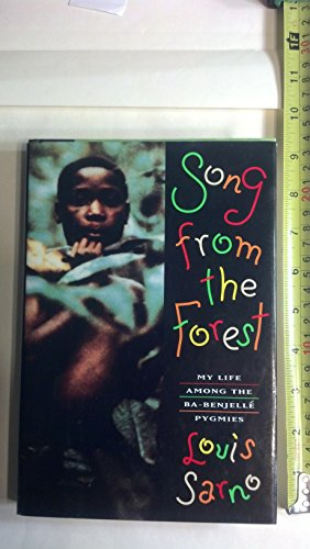 9780395613313: Song from the Forest: My Life Among the Ba-Benjelle Pygmies