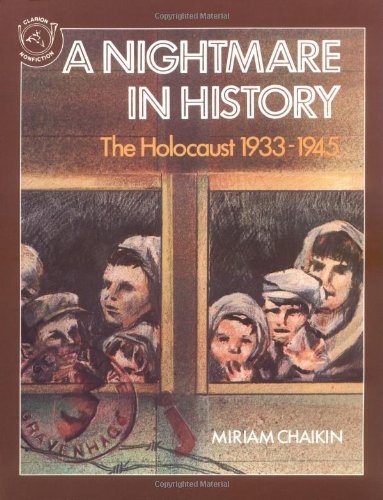 9780395615805: A Nightmare in History: The Holocaust 1933-1945