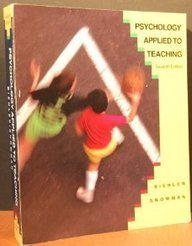 9780395615980: Psychology Applied to Teaching