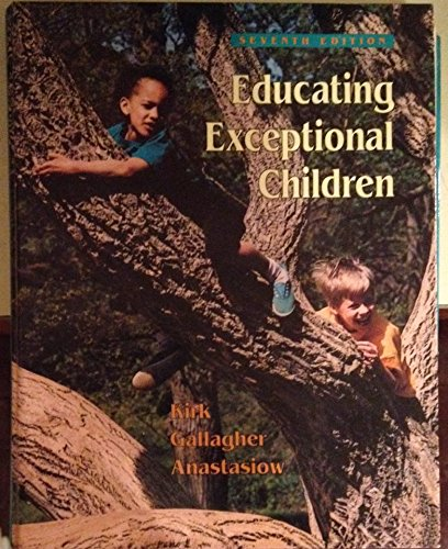 Educating Exceptional Children: James J. Gallagher;