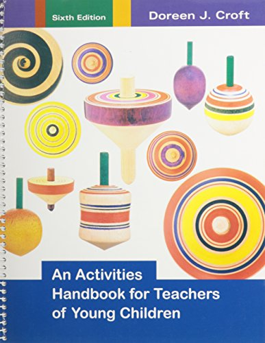 9780395616154: An Activities Handbook for Teachers of Young Children