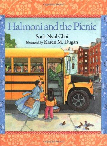 9780395616260: Halmoni and the Picnic