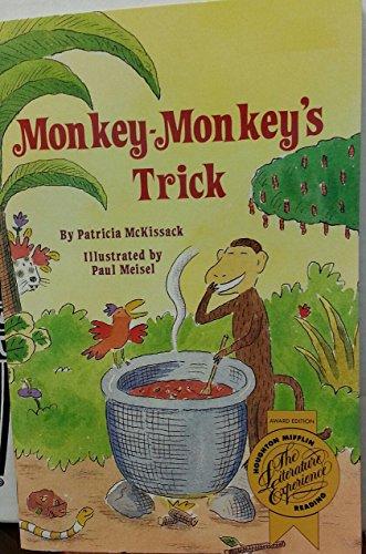 9780395617717: Monkey's Trick