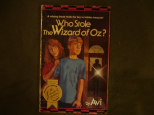 9780395618066: Who stole the Wizard of Oz? (Houghton Mifflin Reading)