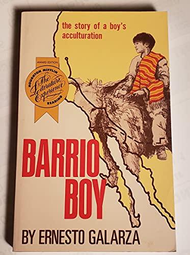 9780395618301: Title: Barrio Boy