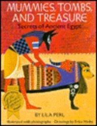 9780395618356: Mummies, Tombs and Treasure: Secrets of Ancient Egypt