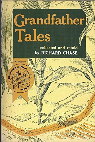 9780395618417: Grandfather Tales